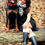 Jenna & Bear