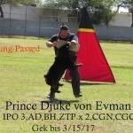 Prince Djuke von Evman