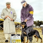 Biyounce New Champion at 21 months