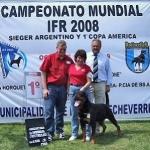 2008 World Sieger