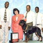 2007 IABCA International Dog Show