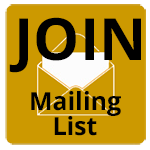Join Von Evmans Mailing List