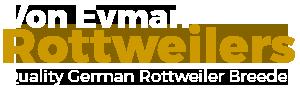 Von Evman Rottweilers